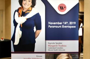 Margaret Trudeau Video